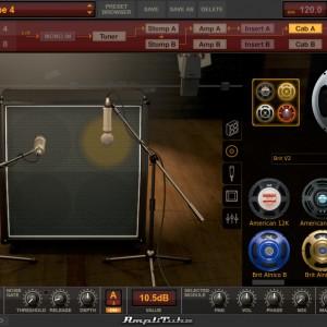 Amplitube4 Speaker