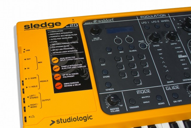 Studiologic Sledge2.0-2