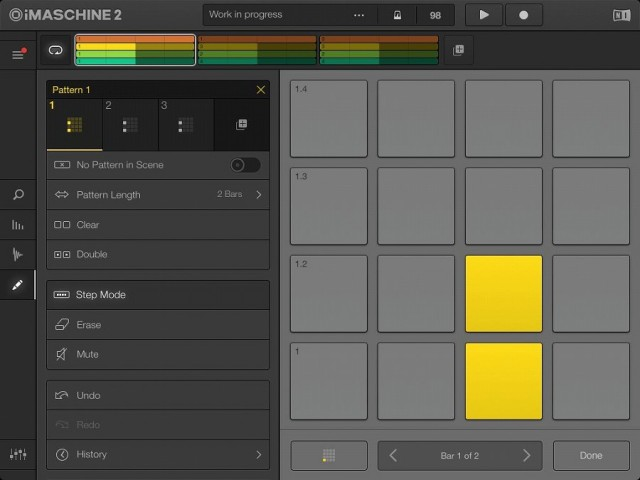 iMASCHINE2 main9