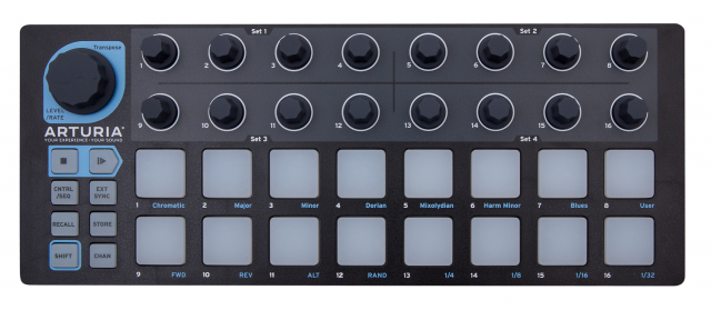 BeatStep Black Edition