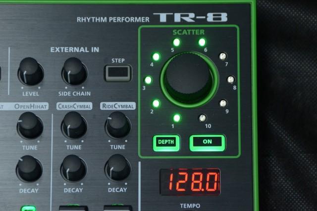 TR-8 Effect2