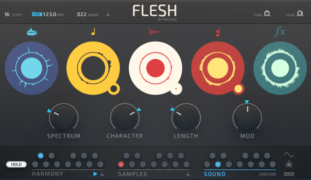 FLESH_screenshot
